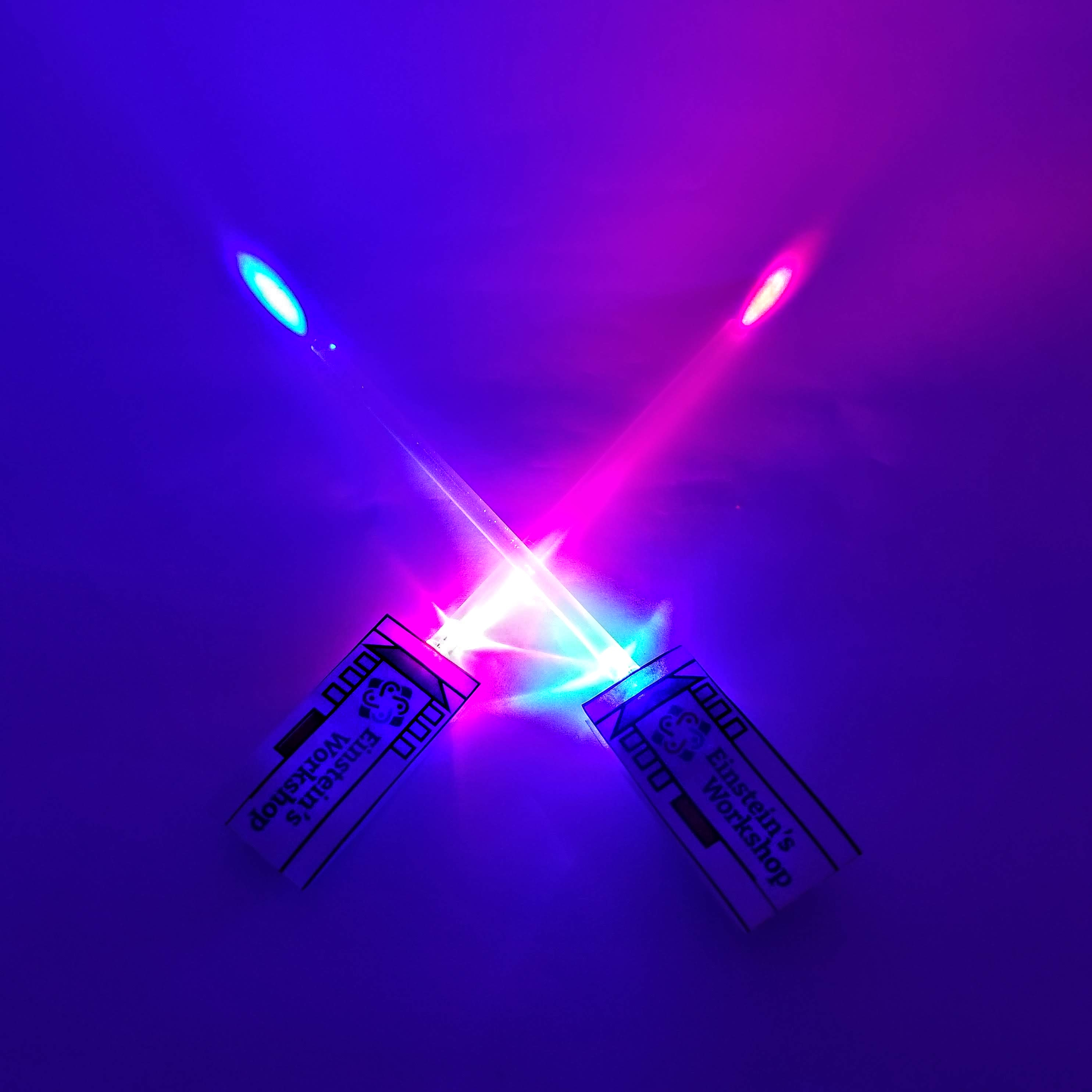 LED Light Swords