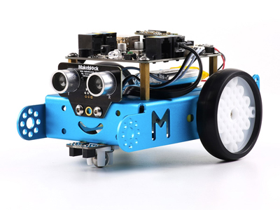 stock photo of a LEGO MBot